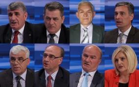 Foto e kandidateve per Kryeprokuror te Shtetit - Foto per Web