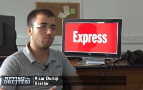 Interviste me Visar Duriqi