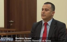 Bashkim Hyseni - Ferizaj