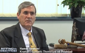 Kryetari ne Prishtine Hamdi Ibrahimi