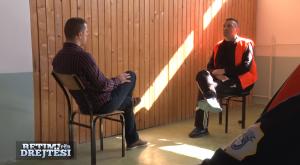 Intervista me Bujar Basha