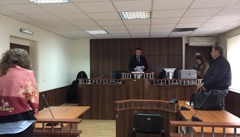 Raporti për web- rasti Xhevdet Jashari, 8 shkurt 2019