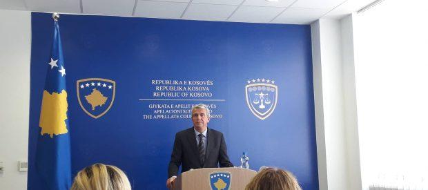 Lavdim Bajraktari - Rasti Konferenca e Apelit - 11.07.2019