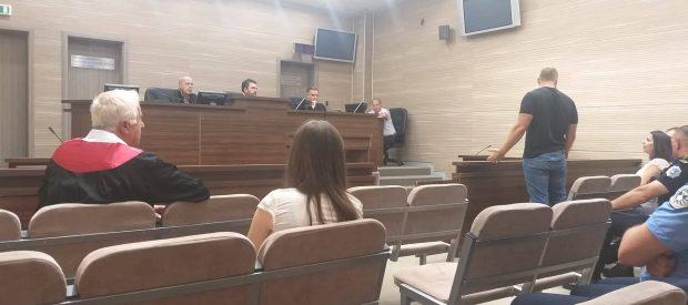 Lavdim Bajraktari - Rasti Mario Millosheviq etj. - 23.08.2019