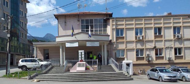 Stacioni Policor në Pejë