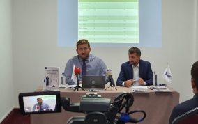 IKD - Foto nga konferenca për media, 25 shtator 2020, 2
