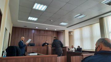 Foto nga gjykimi, 26 janar 21, vjedhje pylli