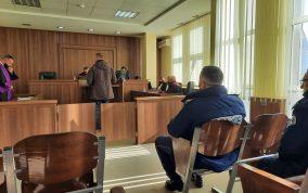 Foto nga gjykimi per masë, 28 janar 2021